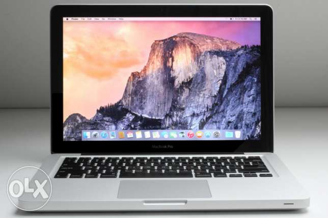 Macbook Pro 2011 (Memory 500 GB) only 400$