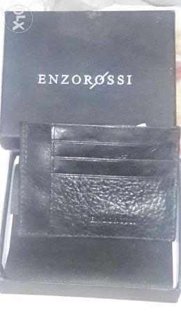 Enzorossi Card holder big size new