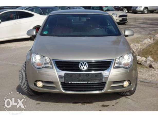 Volkswagen Eos 2.0 Leather Panorama