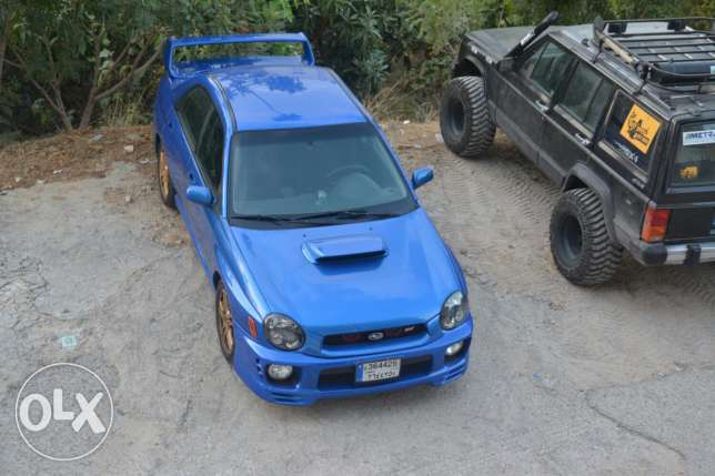 Low Mileage Subaru WRX 2002
