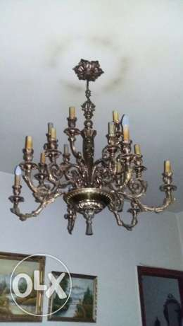 antique lighiting decoration