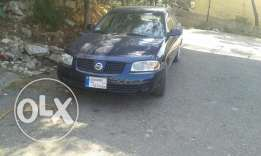 Nissan sentra m2005 full automatic
