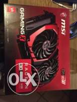RX 480 4GB MSI Brand New 10 pcs available VGA