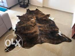 CL121 Pure Natural Cowhide Rug