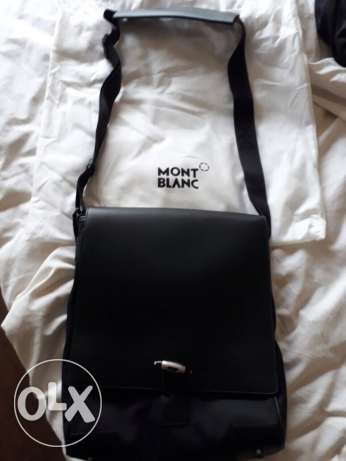 Mont Blanc shoulder bag