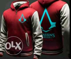 Assassin's Creed winter Hoodie jacket