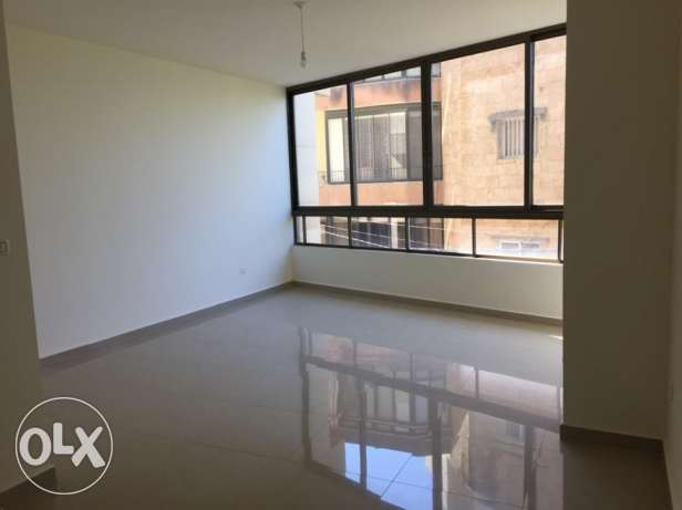 Mansourieh new apartment for rent 100m 700$ per month