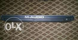 M-Audio key studio 4 octave in a good condition to sale