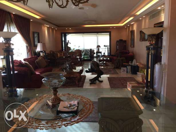 Furnished Luxury Apartment in Ain el Tineh