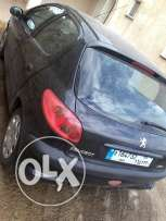 peujot 206 model 2006 lal be3 w se3er kabel la nikach