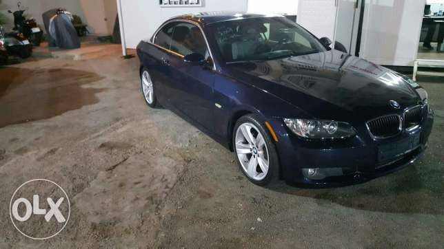 Bmw 328 cabriolet 2008 full options ajnabieh الروشة -  1