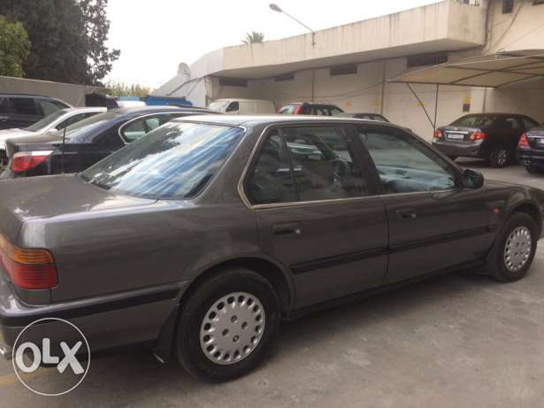 Honda accord model 90 ac auto hydrolic ktir ndife المعرض -  2