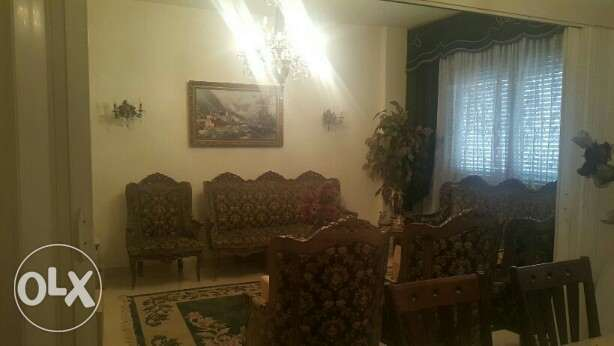 Very comfortable apartment for rent in Souk Zalka