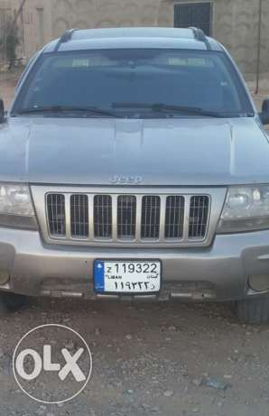 Jeep for sale بعلبك -  1