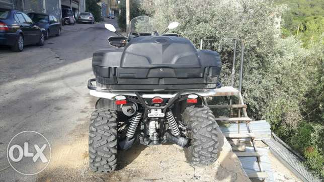 atv access 750cc