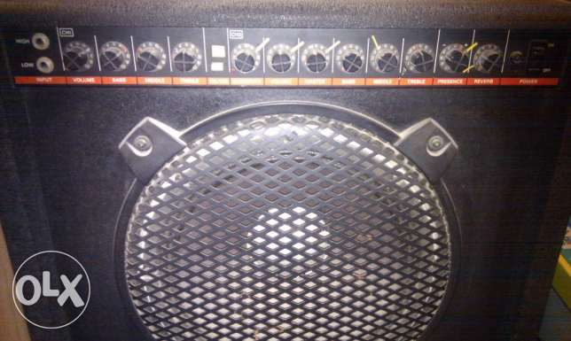300Ibanez GT100 Guitar amplifier made in Japan with Great sound