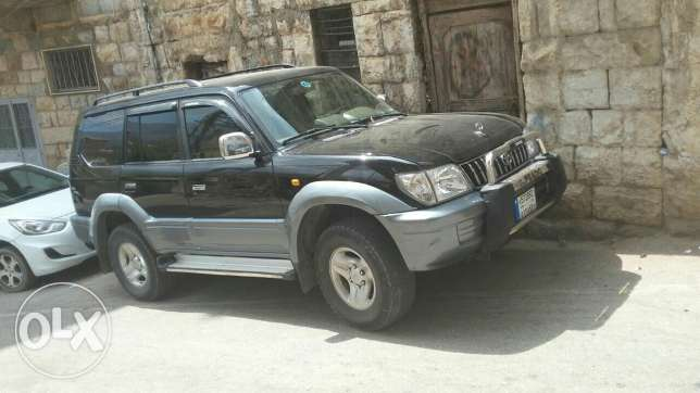 For sale toyota prado land cruiser جبيل -  1