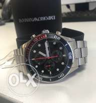 Genuine black & red EA special rolex edition