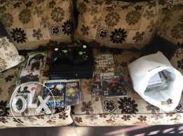 xbox 360 with 45 games