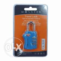 Mosafer TSA Travel Padlock | Travel Accessories