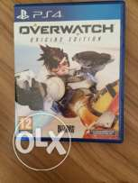 Overwatch Ps4 for trade or sale