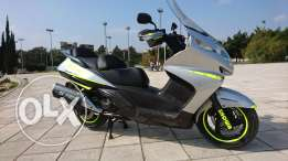 Honda Silverwing crystal 600cc premium condition for sale
