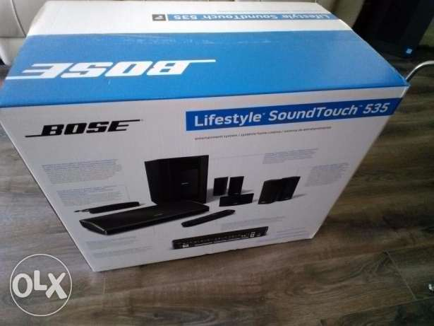 bose lifestyle 535 soundtouch home theater
