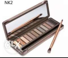 eyeshadow by naked