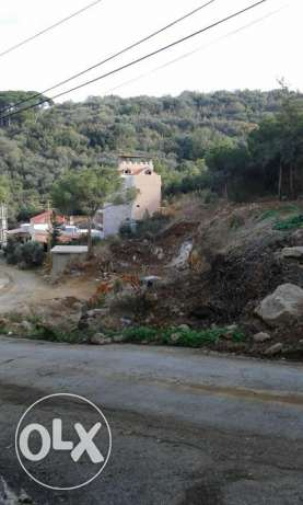 Sea View Land For Sale In Kornet El Hamra1825 m2 قرنة الحمرا -  3