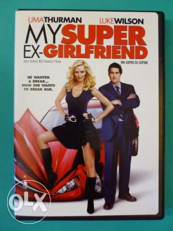 my super ex gf original dvd