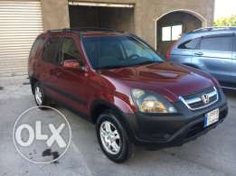 For sale crv EX