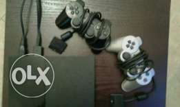 Ps2 ndefe with 2 controlles