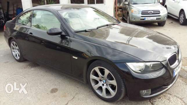 BMW 320 i, Coupe, model 2010