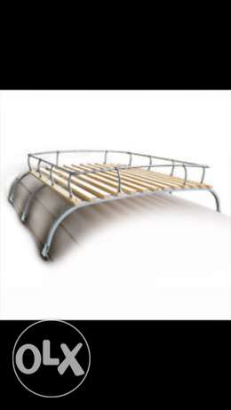 For sale roof rack for VW Bus