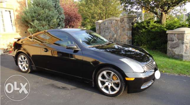 Infiniti G35 for very urgent sale