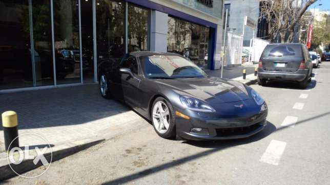 2009 Chevrolet Corvette C6 with Heritage Pack