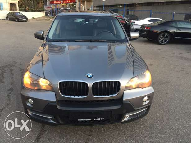 BMW X5 clean CARFAX 2008