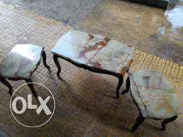 Furniture Onyx tables for sale