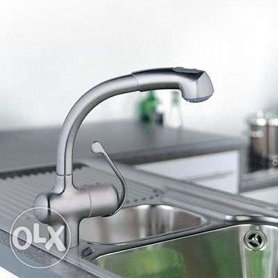 Grohe 33759SD0 Ladylux Kitchen Faucet