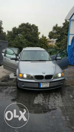 For sale bmw 325 i 2004 ktiiiir ndife