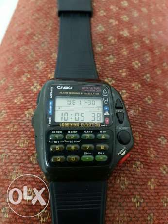 Casio remote control 70$ سن الفيل -  1