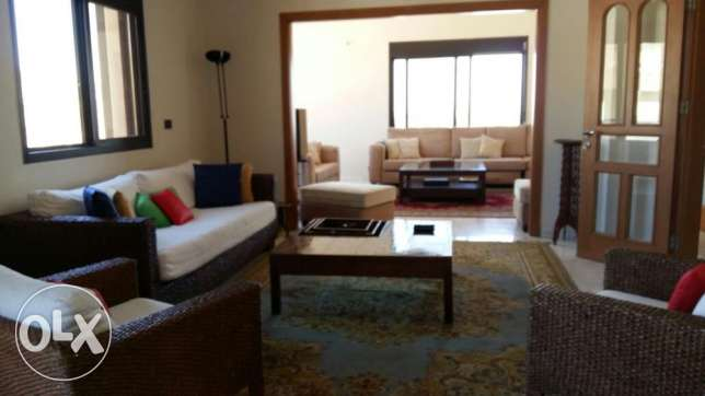 Fully Furnished Apartment for Rent - Zahle