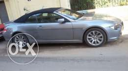 BMW 645 CI only 1 owner
