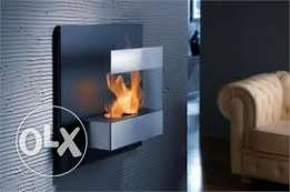 New Planika bio ethanol fireplace easy to install