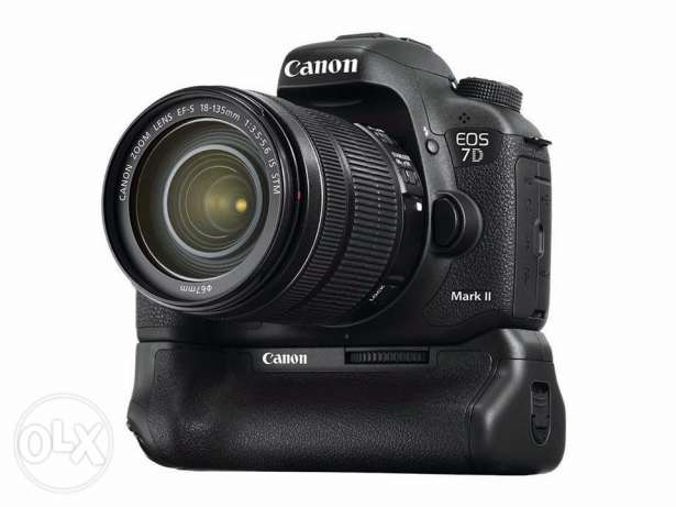 Canon 7d + key grip الطيونة -  1
