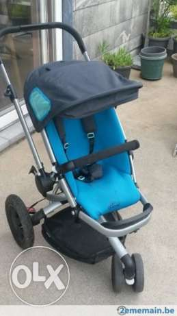 Like new Baby Stroller Quinny
