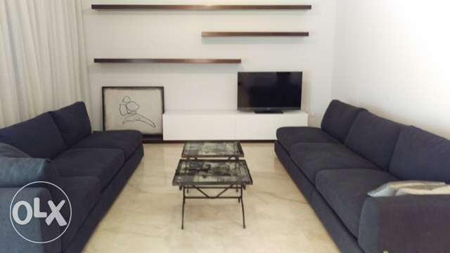 new and furnished apartment for rent in sodeco achrafieh