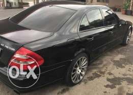 Mercedes E200 K 2006 Sports package