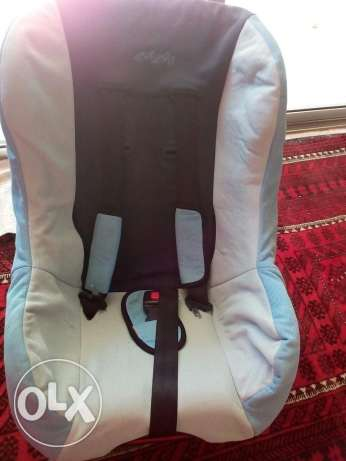 Car seat for max 3/years