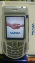 For sale nokia 6630 wifi used phone very good condition